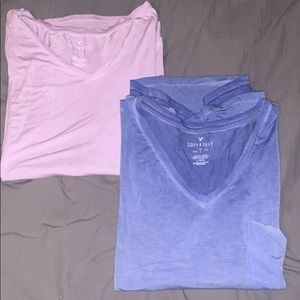 Bundle of American Eagle Soft & Sexy T Shirts